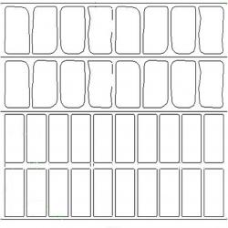 Stenciled Patterns11