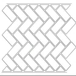 Stenciled Patterns3