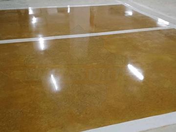 Application Area of Dye Concrete 2