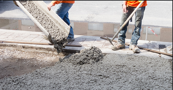 concrete delivery